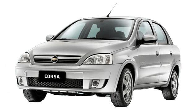 Comprar peças para Corsa Sedan (novo)