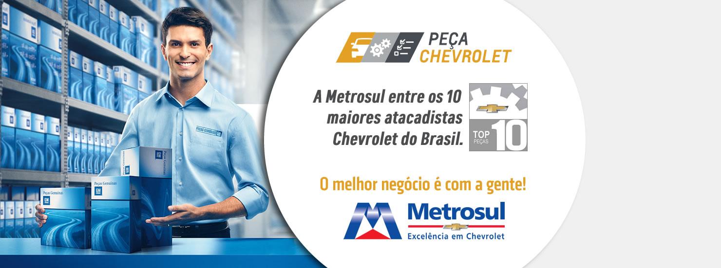 Autopeças em Curitiba PR: Comprar peças automotivas na METROSUL