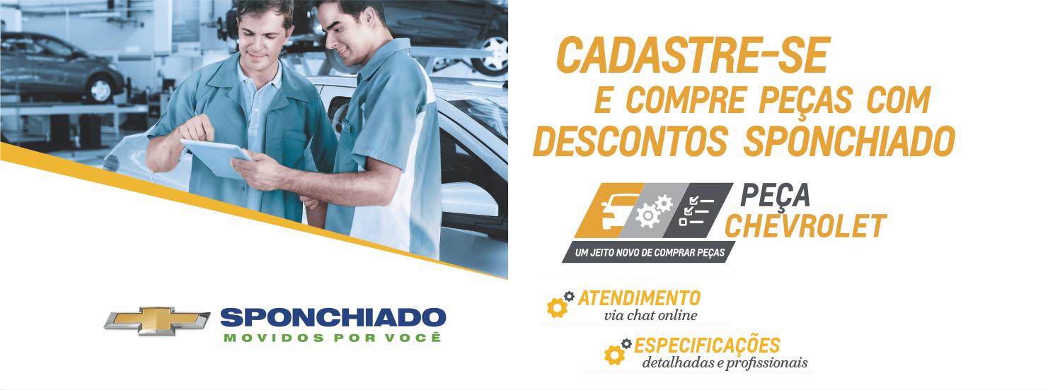 Autopeças em Cachoeira do Sul, Caxias do Sul, Erechim, Ijuí e Passo Fundo RS: Comprar peças automotivas na SPONCHIADO